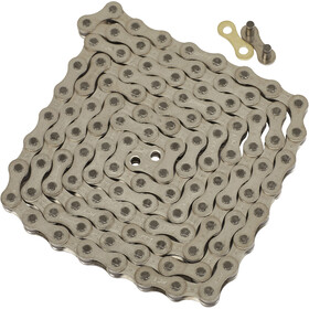 SRAM PC-1 Chaîne de vélo Power Chain II nickel, silver